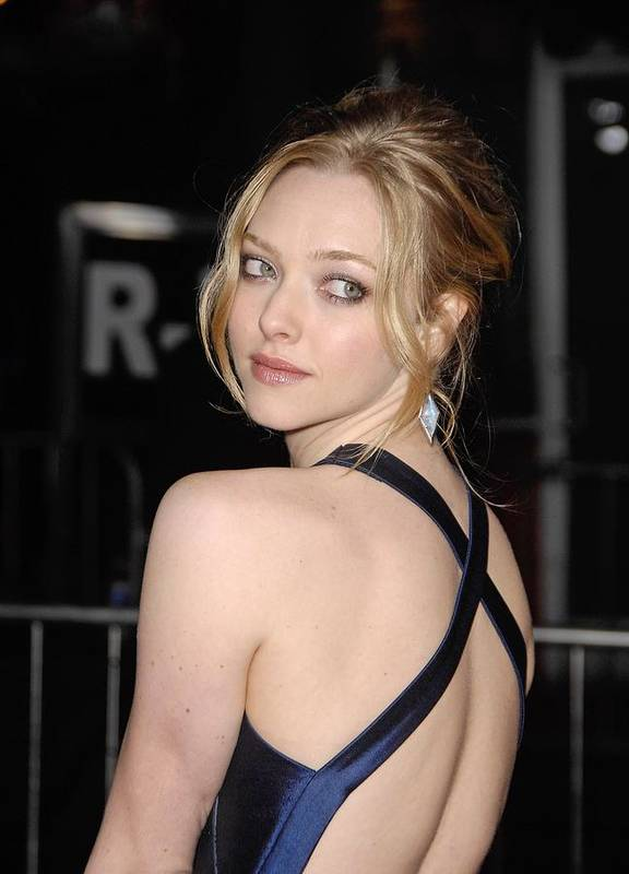 Amanda Seyfried Poster featuring the photograph Amanda Seyfried At Arrivals For Dear by Everett