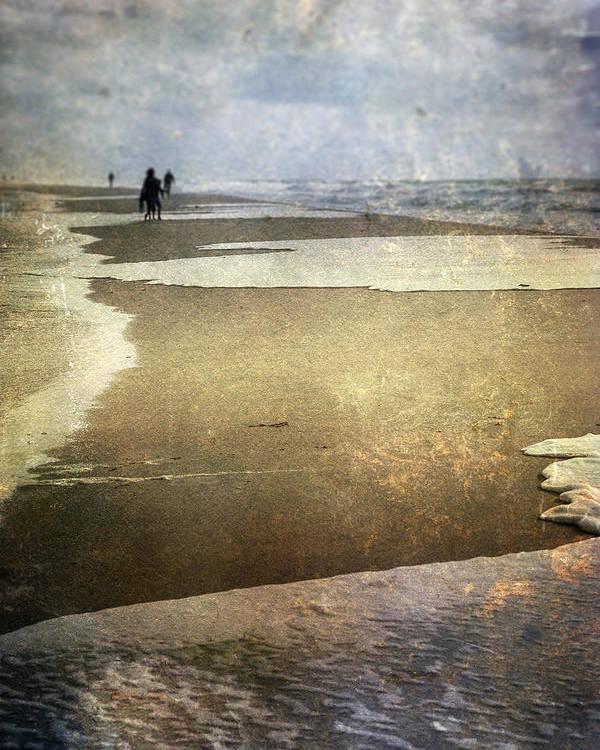 Beach Poster featuring the photograph Flood by Joana Kruse
