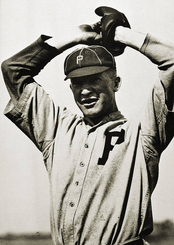 20th Century Poster featuring the photograph Grover Cleveland Alexander by Granger