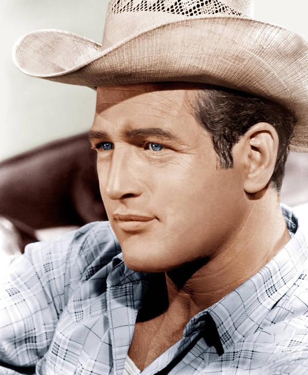 Hud with Paul Newman dieulois
