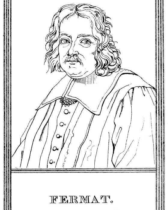 History Poster featuring the photograph Pierre De Fermat, French Mathematician by Science Source