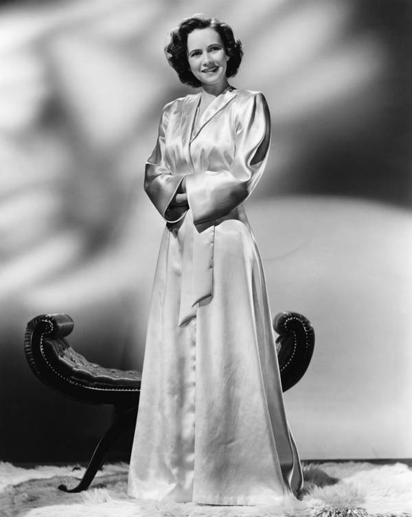 1940s Portraits Poster featuring the photograph The Pride Of The Yankees, Teresa by Everett