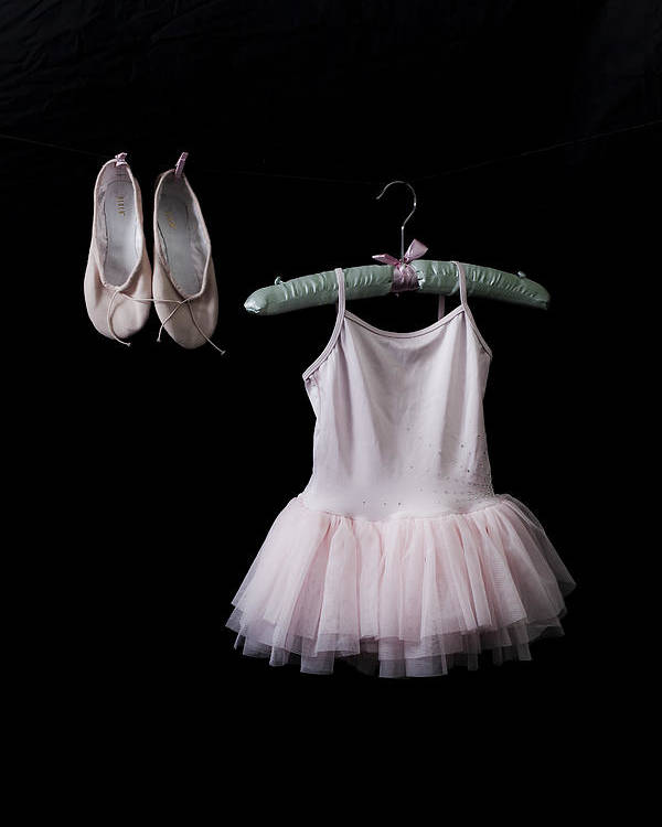 Tulle Poster featuring the photograph Ballet Dress by Joana Kruse