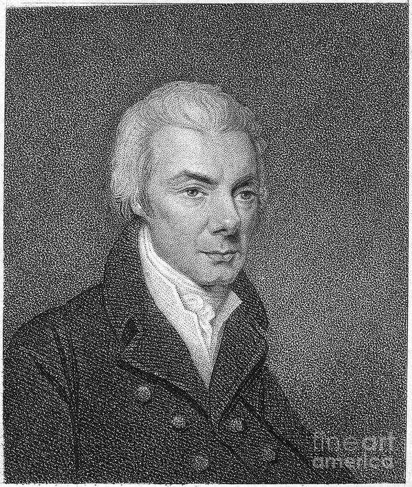 18th Century Poster featuring the photograph William Wilberforce by Granger
