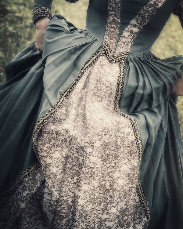 Woman Poster featuring the photograph Renaissance Princess by Joana Kruse