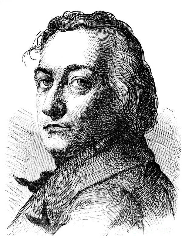 Science Poster featuring the photograph Claude-louis Berthollet, French Chemist by Science Source