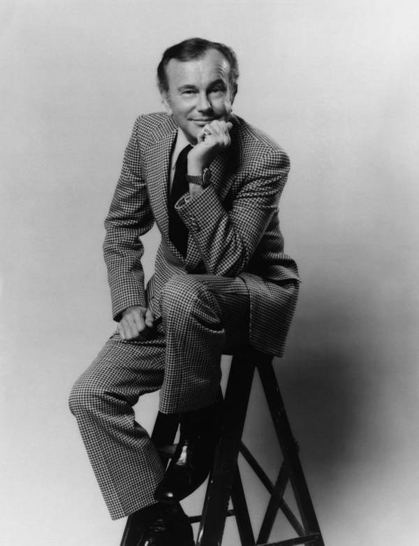 1960s Portraits Poster featuring the photograph Jack Paar 1918-2004, American by Everett