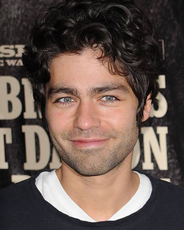 Adrian Grenier Poster featuring the photograph Adrian Grenier At Arrivals For True by Everett