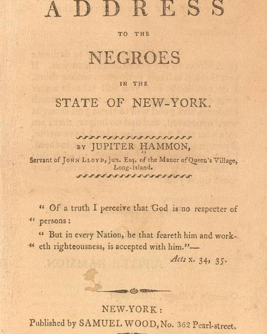History Poster featuring the photograph An Address To The Negros In The State by Everett