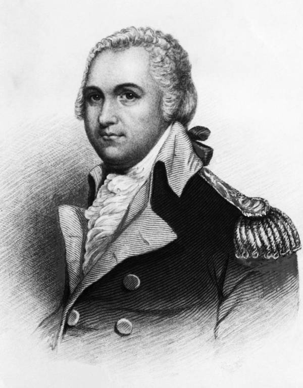 1700s Poster featuring the photograph Benedict Arnold 1741-1801, American by Everett