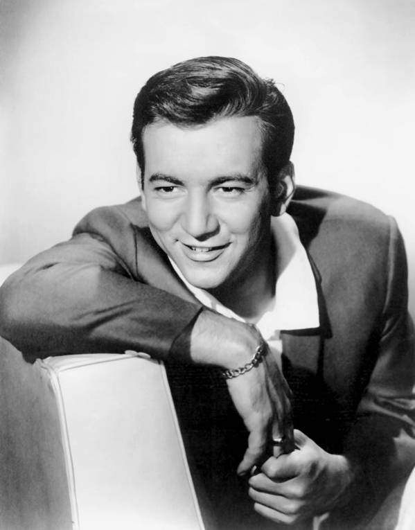 1950s Fashion Poster featuring the photograph Bobby Darin, C. Mid-1950s by Everett