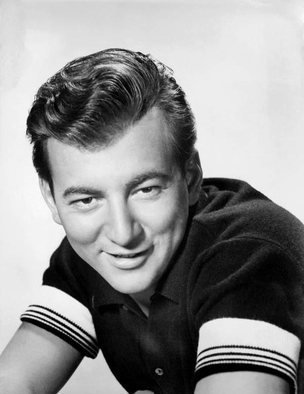 11x14lg Poster featuring the photograph Bobby Darin, Ca. 1950s by Everett