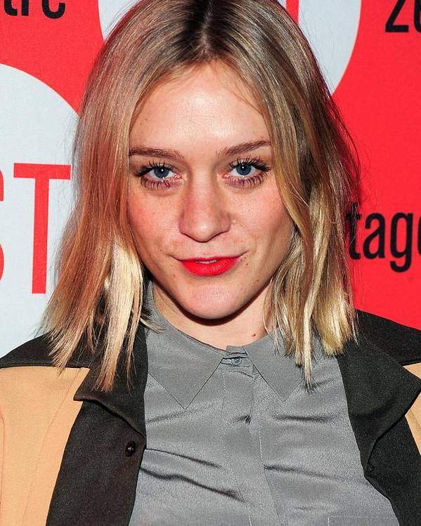 Chloe Sevigny Poster featuring the photograph Chloe Sevigny In Attendance For Second by Everett