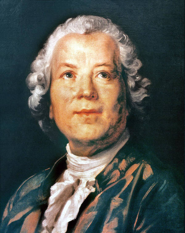 18th Century Poster featuring the photograph Christoph Willibald Gluck by Granger