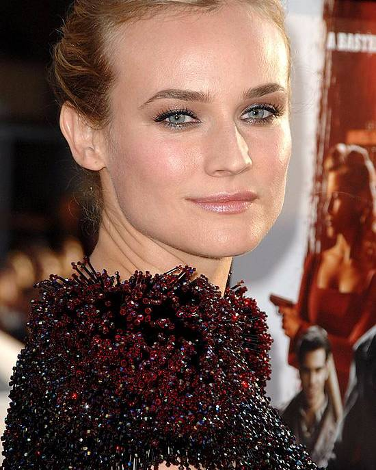 Diane Kruger Poster featuring the photograph Diane Kruger At Arrivals For Premiere by Everett