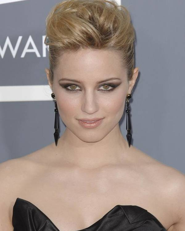 Dianna Agron Poster featuring the photograph Dianna Agron At Arrivals For The 53rd by Everett