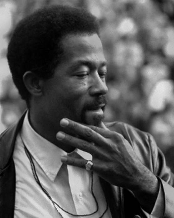 1960s Candids Poster featuring the photograph Eldridge Cleaver 1935-1998, Minister by Everett