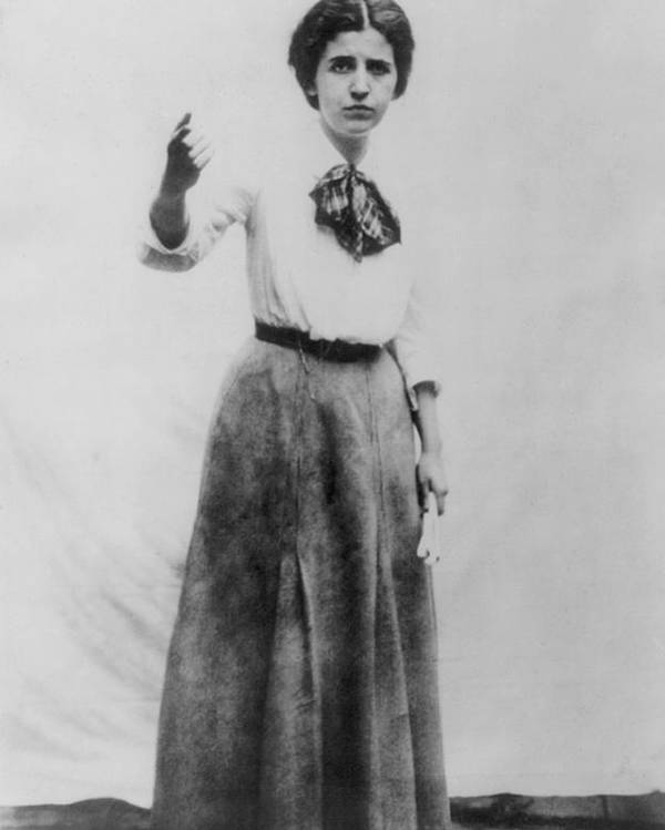 History Poster featuring the photograph Elizabeth Gurley Flynn 1890-1964, Labor by Everett