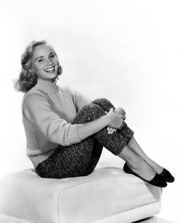 1950s Fashion Poster featuring the photograph Eva Marie Saint, Ca. 1957 by Everett