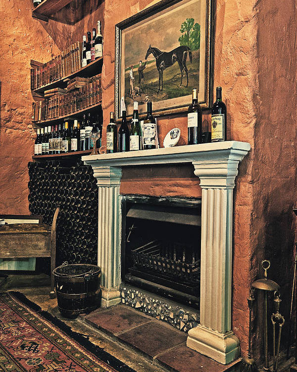 Africa Poster featuring the photograph Fireplace by Benjamin Matthijs