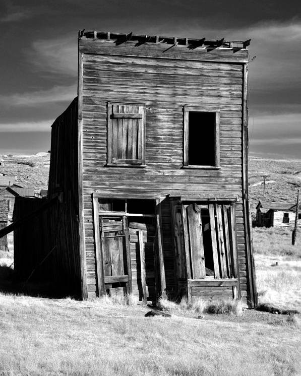 Bodie Poster featuring the photograph Ghosts Of Bodie by Matt MacMillan