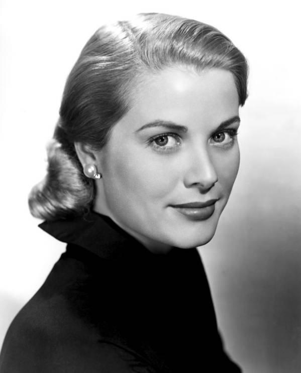 1950s Portraits Poster featuring the photograph Grace Kelly, 1951 by Everett
