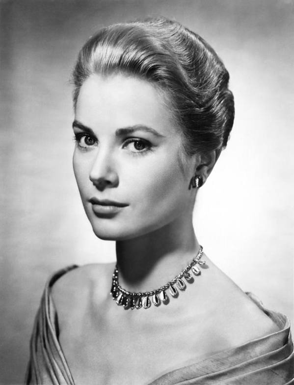 1950s Portraits Poster featuring the photograph Grace Kelly, Ca. 1950s by Everett