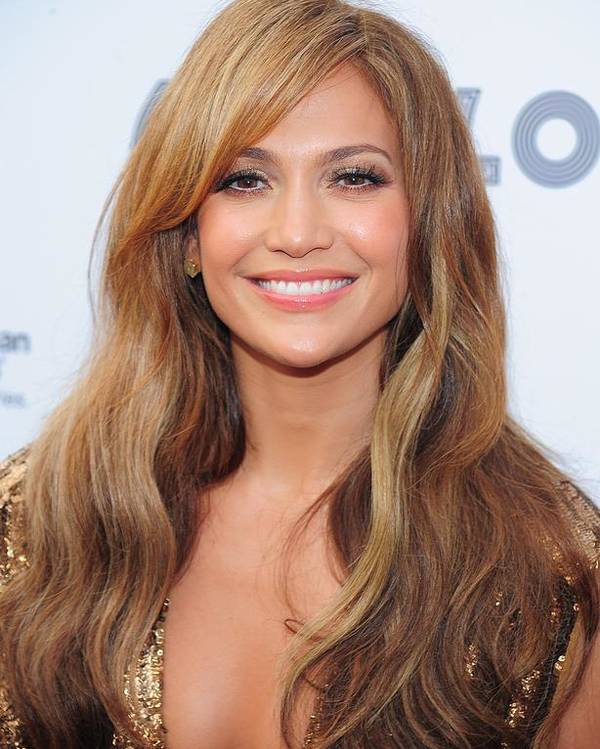 Jennifer Lopez Poster featuring the photograph Jennifer Lopez At Arrivals For Apollo by Everett