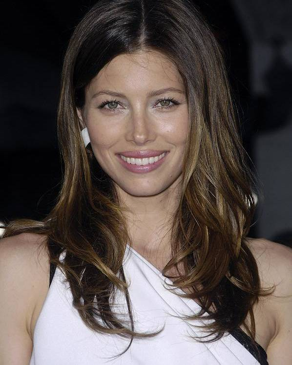 Jessica Biel Poster featuring the photograph Jessica Biel At Arrivals For The A-team by Everett