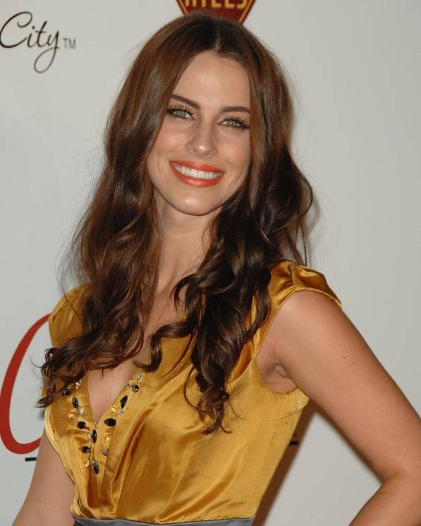 Jessica Lowndes Poster featuring the photograph Jessica Lowndes At Arrivals For The by Everett