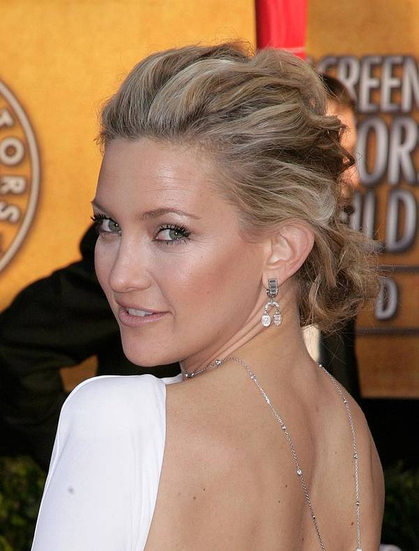 Kate Hudson Poster featuring the photograph Kate Hudson At Arrivals For 16th Annual by Everett