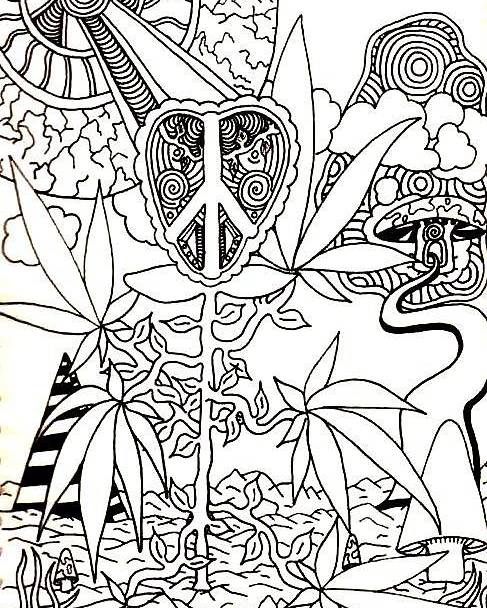 Drawing Poster featuring the drawing Leaves by Andrew Padula