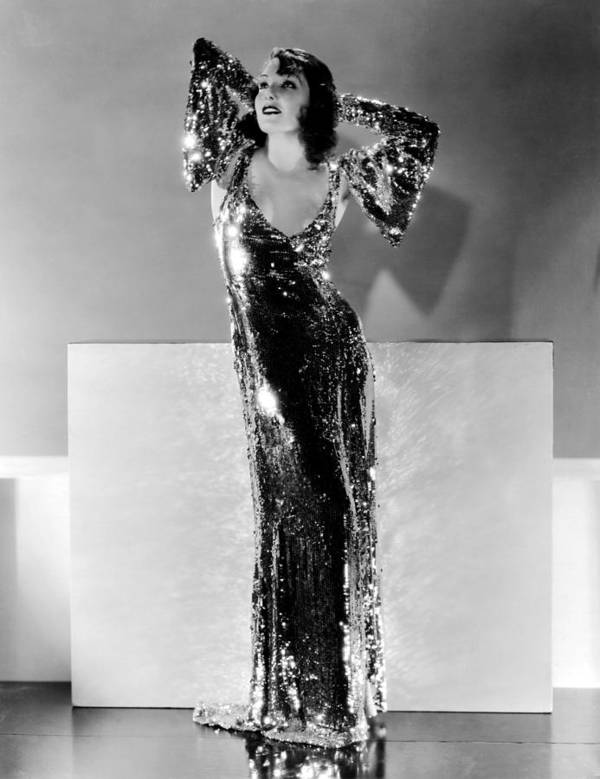 1930s Fashion Poster featuring the photograph Lupe Velez, Ca. Early 1930s by Everett