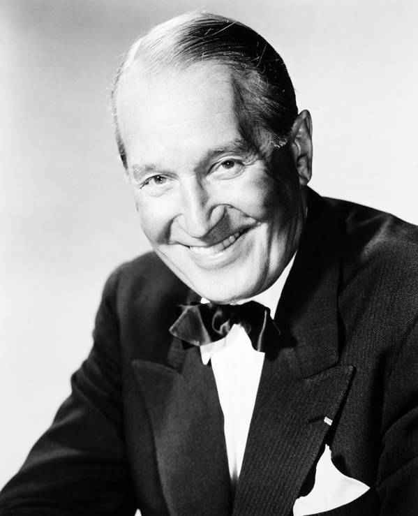 20th Century Poster featuring the photograph Maurice Chevalier by Granger