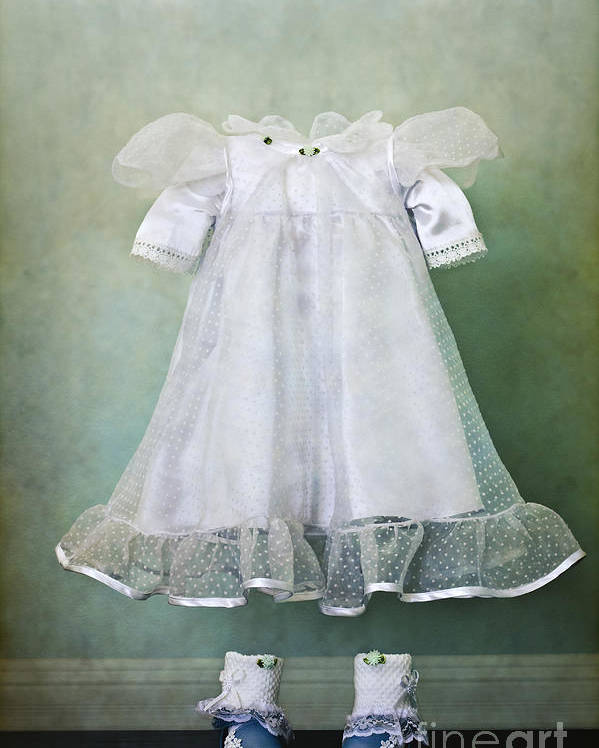 Dress Poster featuring the photograph Missing Child by Margie Hurwich