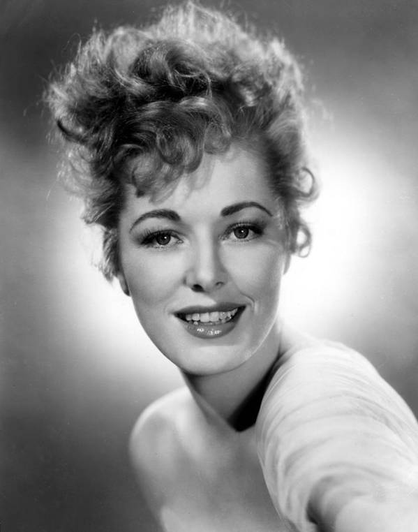 1950s Movies Poster featuring the photograph Naked Jungle, Eleanor Parker, 1954 by Everett