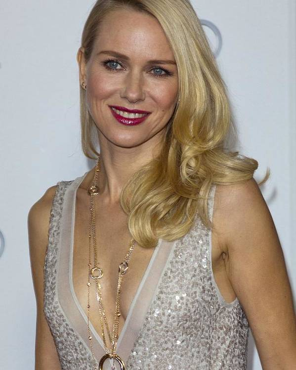 Naomi Watts Poster featuring the photograph Naomi Watts At Arrivals For Afi Fest by Everett