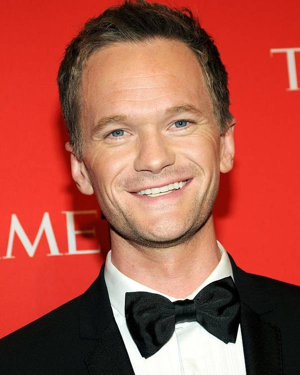 Neil Patrick Harris Poster featuring the photograph Neil Patrick Harris At Arrivals by Everett