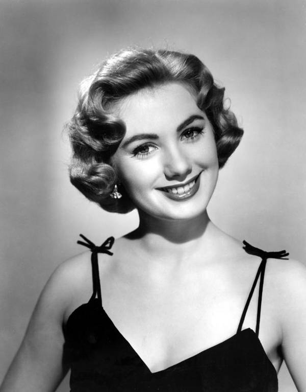 1950s Portraits Poster featuring the photograph Never Steal Anything Small, Shirley by Everett
