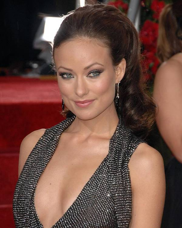 Olivia Wilde Poster featuring the photograph Olivia Wilde At Arrivals For The 67th by Everett