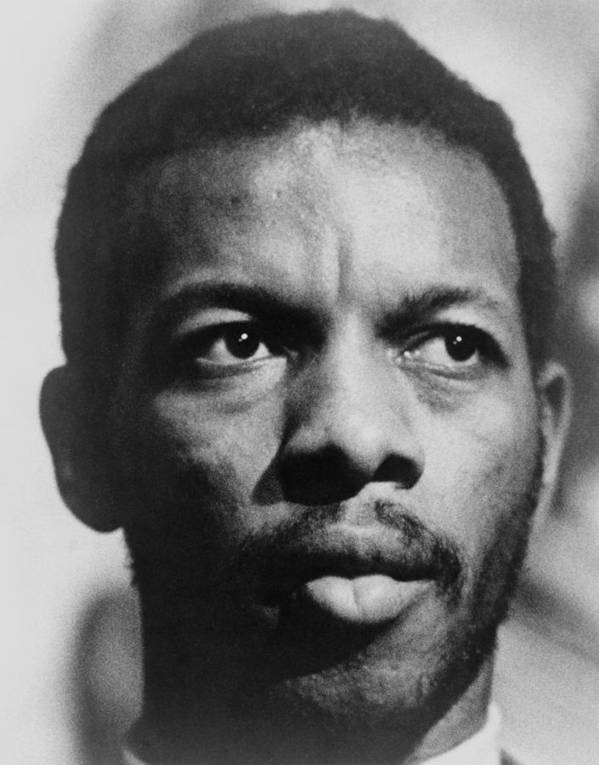 History Poster featuring the photograph Ornette Coleman B. 1930 African by Everett
