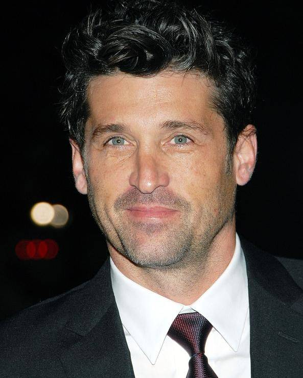 Patrick Dempsey Poster featuring the photograph Patrick Dempsey At Arrivals For Avon by Everett