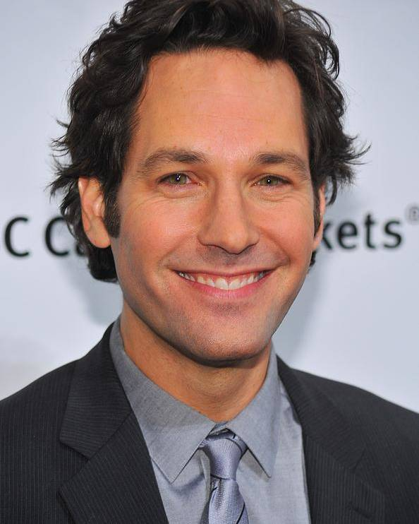 Paul Rudd Poster featuring the photograph Paul Rudd At Arrivals For Ifps 20th by Everett