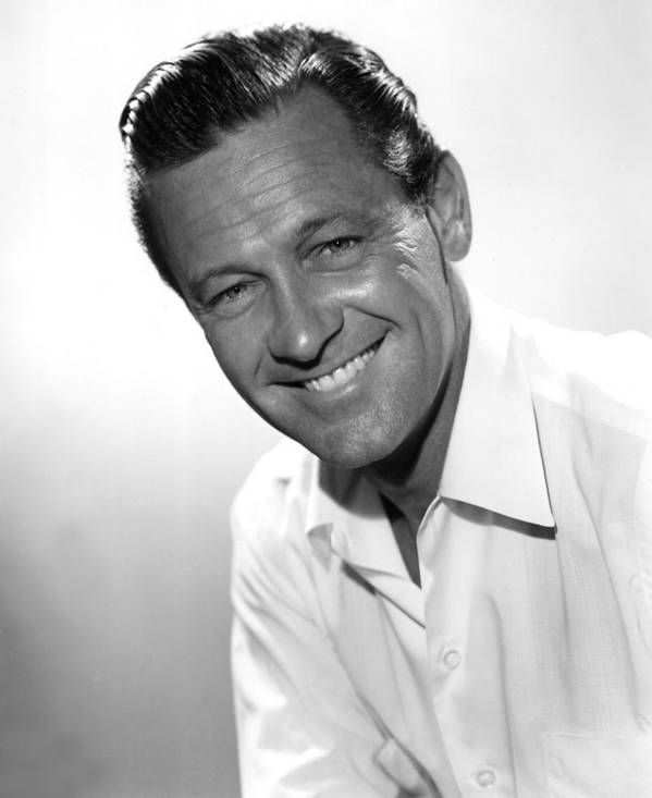 1950s Movies Poster featuring the photograph Picnic, William Holden, 1955 by Everett