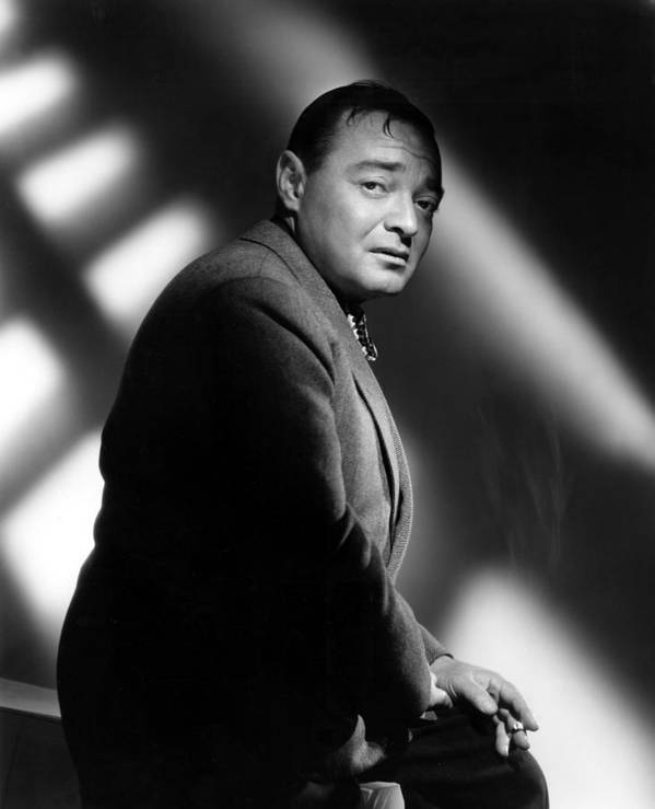 1950 Movies Poster featuring the photograph Quicksand, Peter Lorre, 1950 by Everett