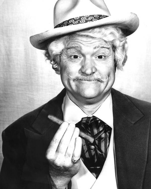 1950s Tv Poster featuring the photograph Red Skelton Show, The, Red Skelton by Everett