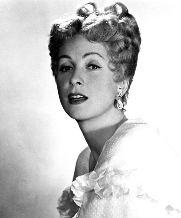 1950s Portraits Poster featuring the photograph Rouge Et Noir, Aka The Red And The by Everett
