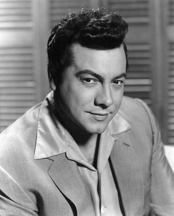 1950s Portraits Poster featuring the photograph Serenade, Mario Lanza, 1956 by Everett