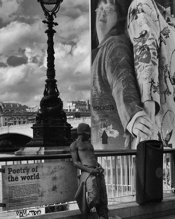 River Thames London Poster featuring the photograph Shipped From The Uk... by Urban Shooters
