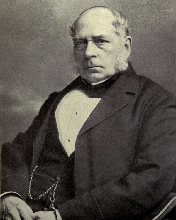 History Poster featuring the photograph Sir Henry Bessemer 1813-1898, A British by Everett